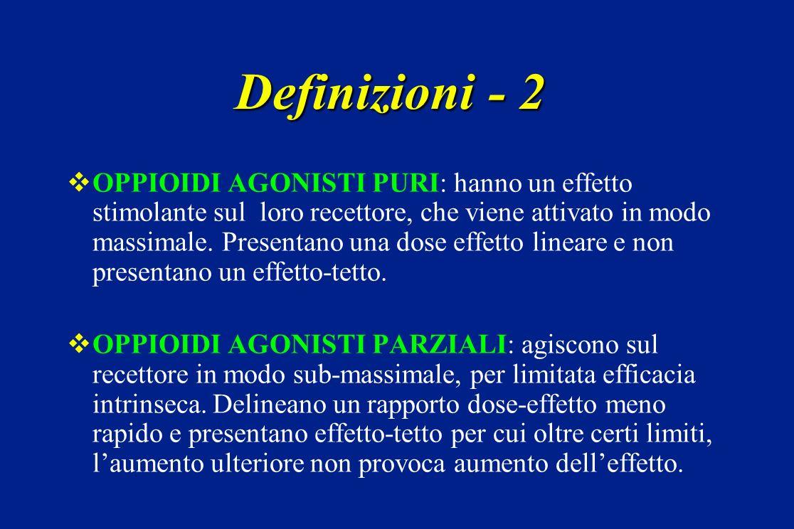 Definizioni - 2
