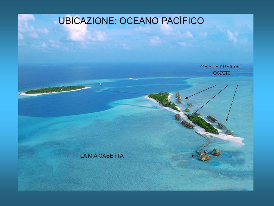UBICAZIONE: OCEANO PACÍFICO