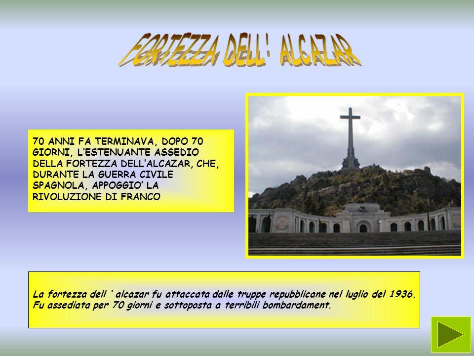 FORTEZZA DELL ALCAZAR