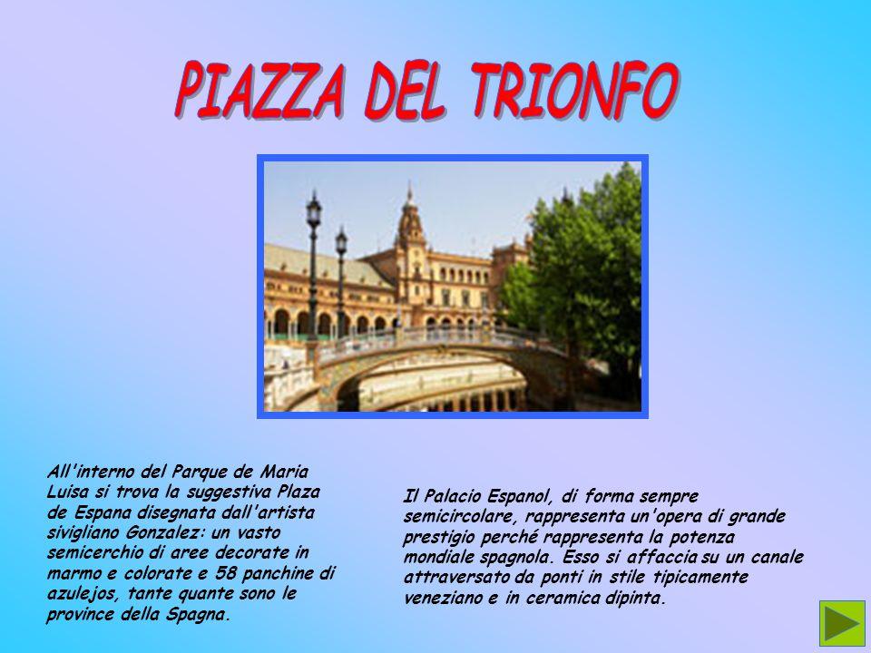 PIAZZA DEL TRIONFO