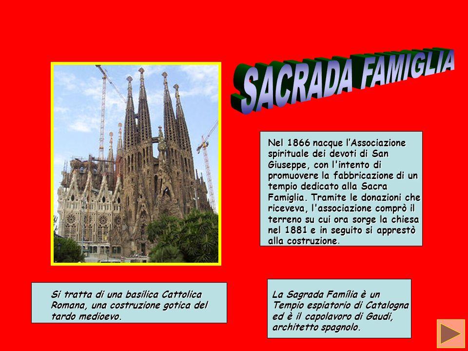 SACRADA FAMIGLIA