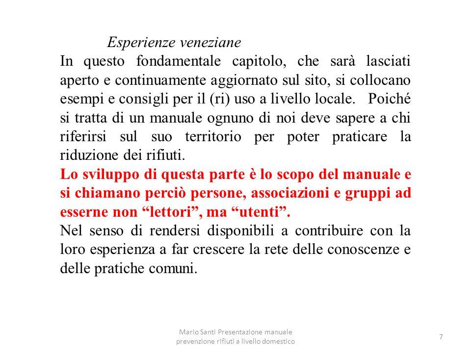 Esperienze veneziane