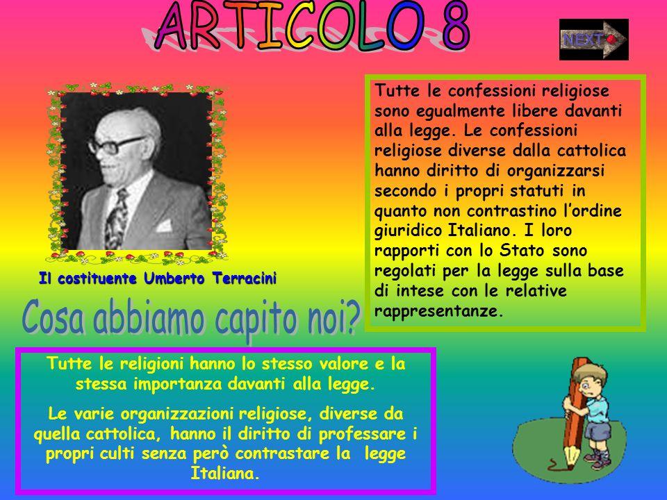 Il costituente Umberto Terracini