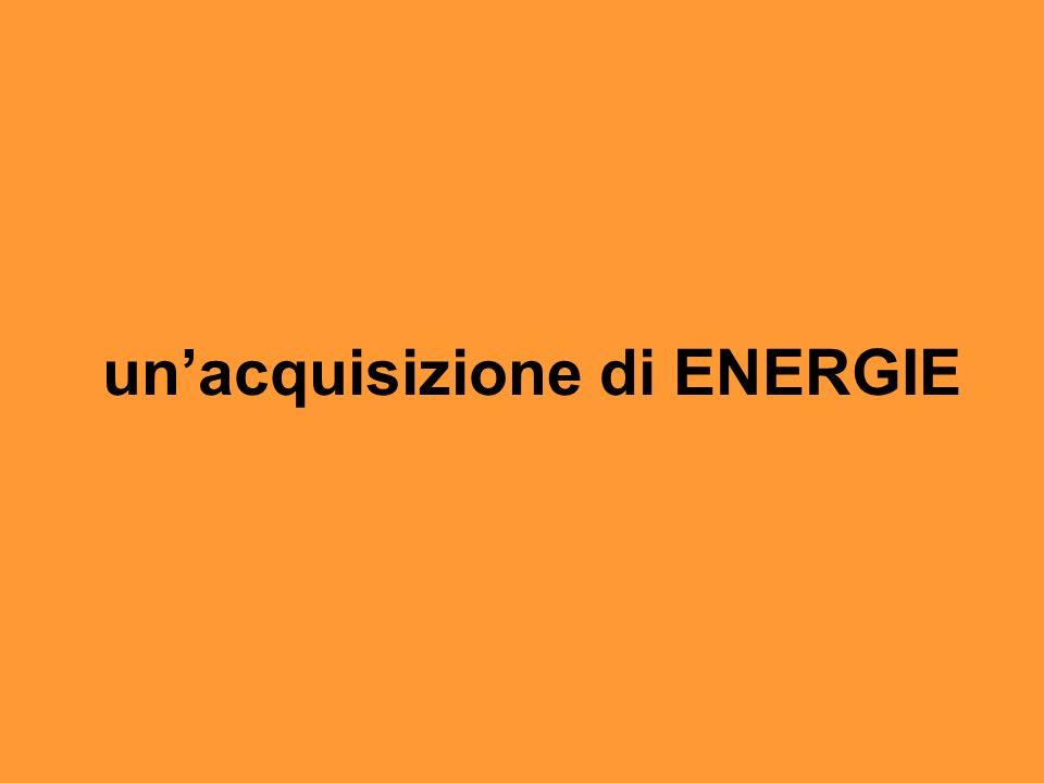 un'acquisizione di ENERGIE