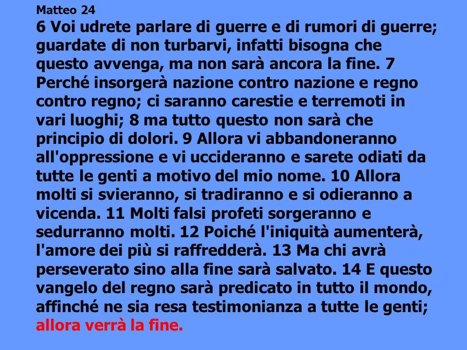 Matteo 24