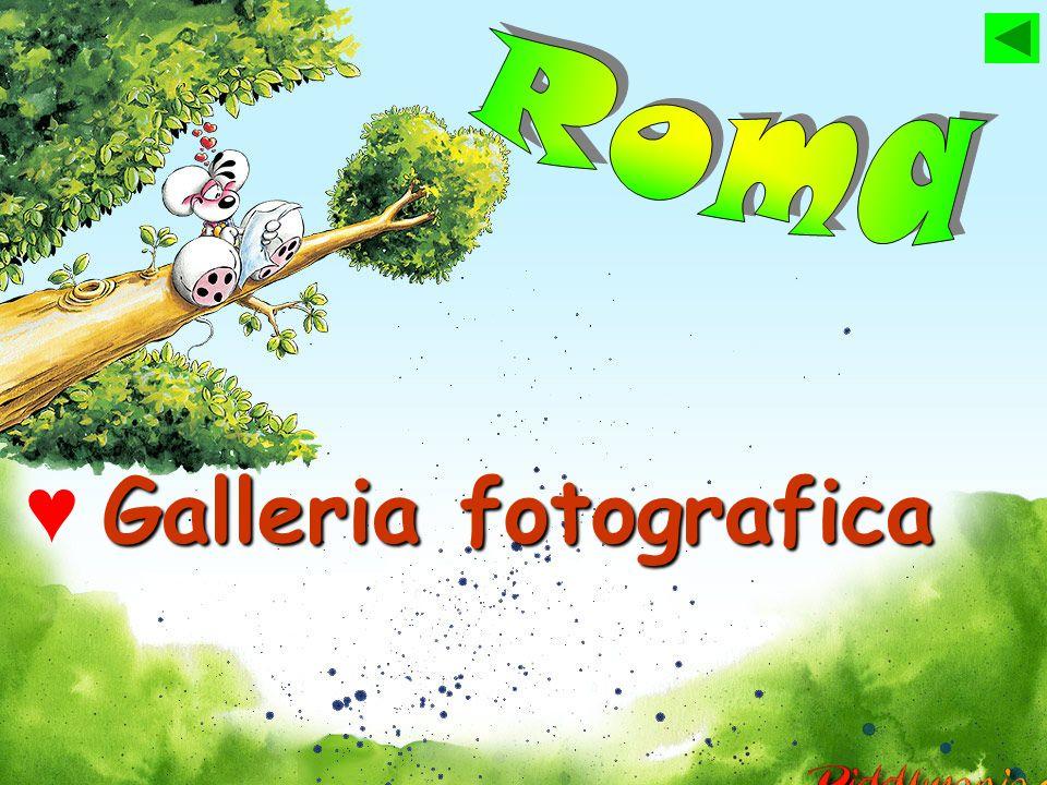 Roma Galleria fotografica