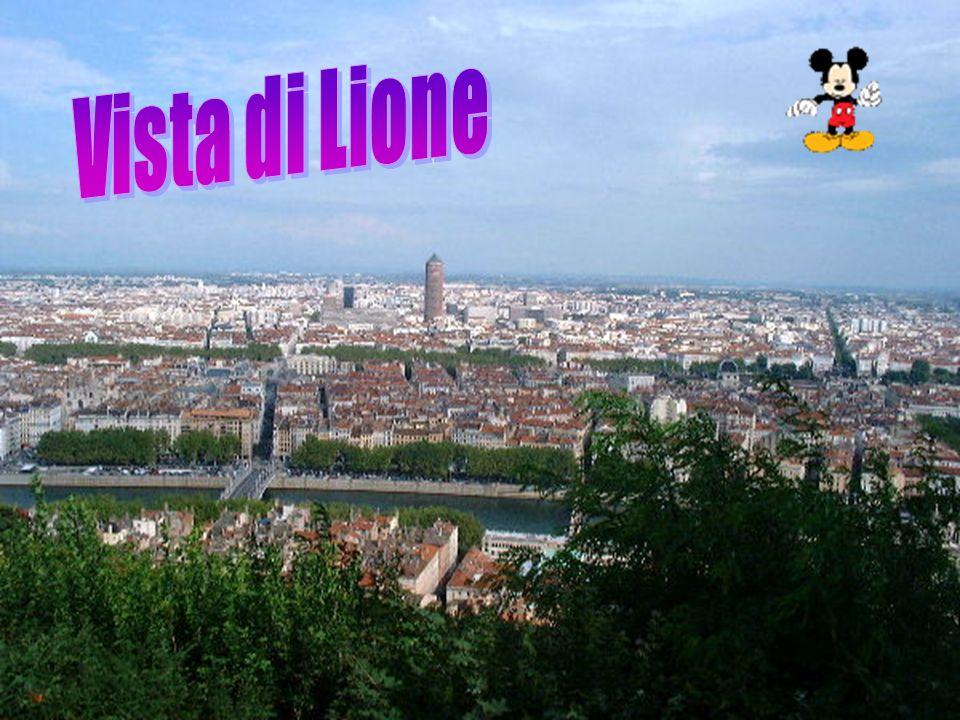 Vista di Lione