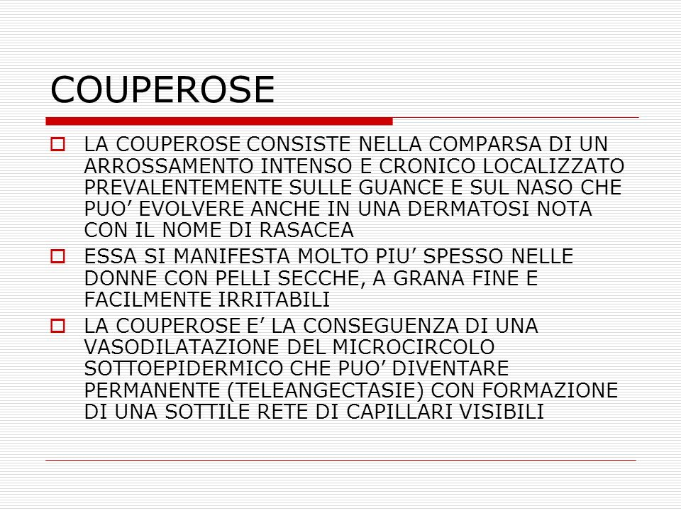 COUPEROSE
