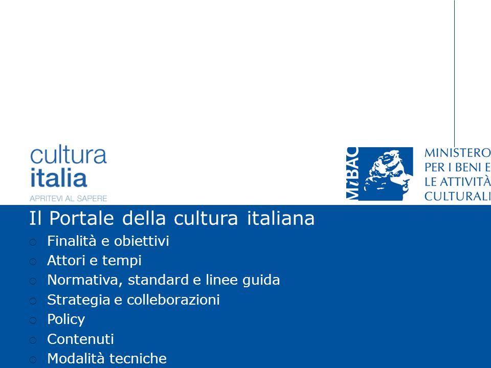 Il Portale della cultura italiana