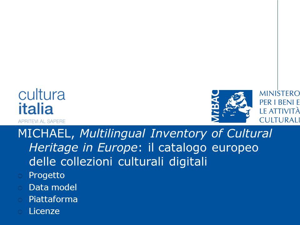 MICHAEL, Multilingual Inventory of Cultural Heritage in Europe: il catalogo europeo delle collezioni culturali digitali