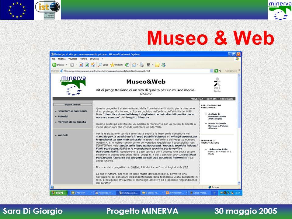 Museo & Web