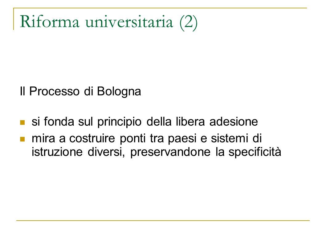 Riforma universitaria (2)