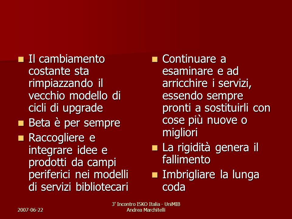 3 Incontro ISKO Italia - UniMIB