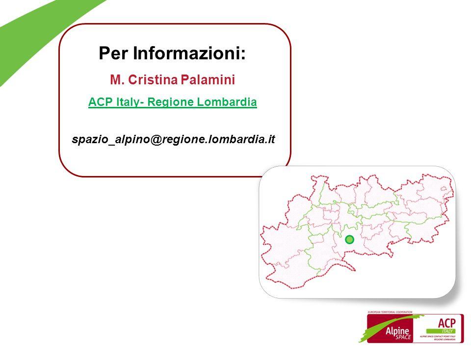 ACP Italy- Regione Lombardia