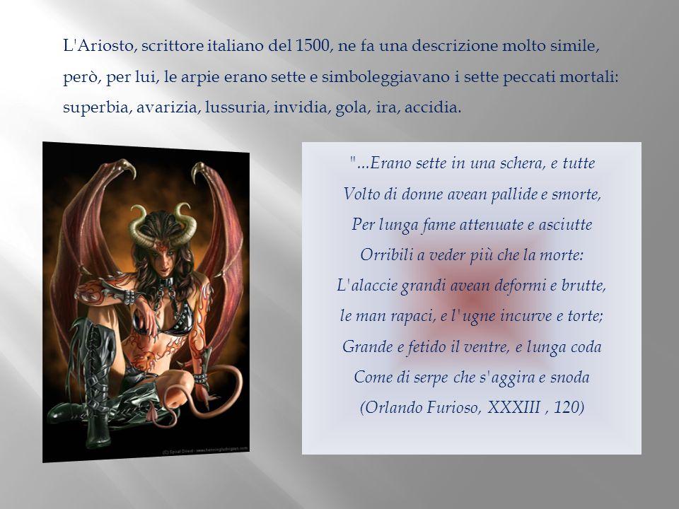 (Orlando Furioso, XXXIII , 120)