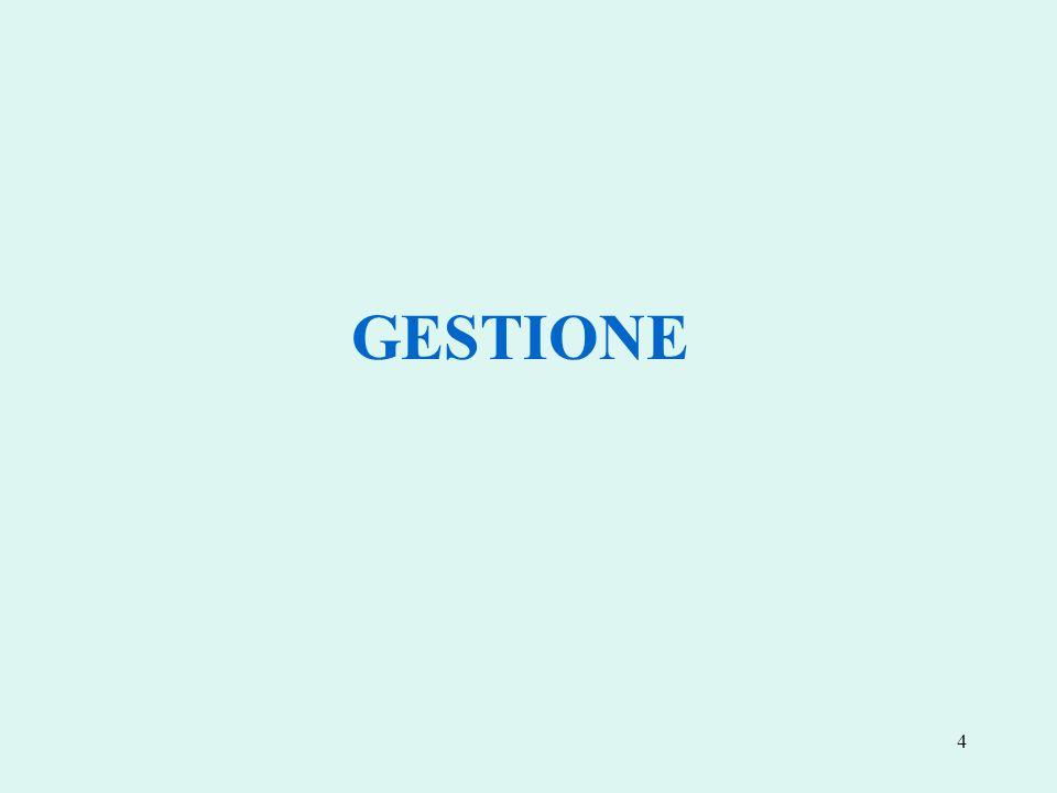 GESTIONE