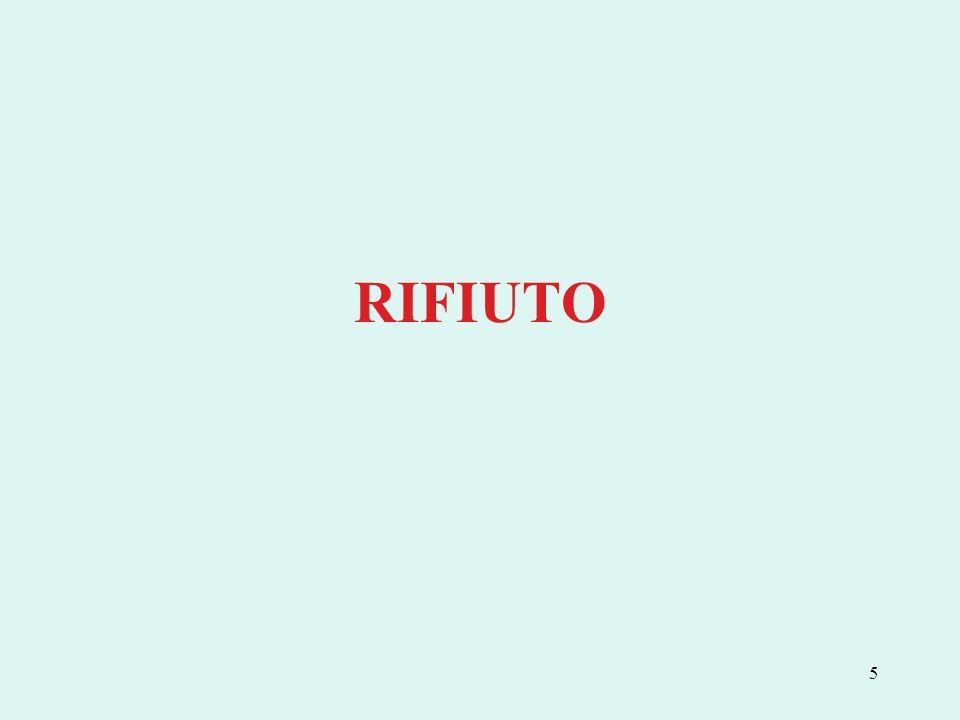 RIFIUTO