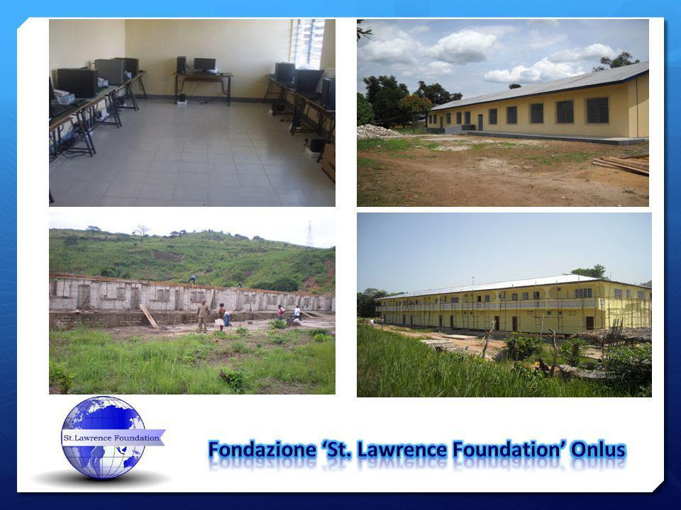 Fondazione 'St. Lawrence Foundation' Onlus