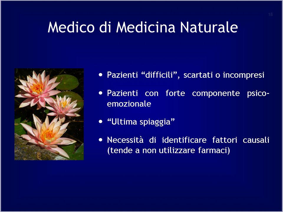 Medico di Medicina Naturale