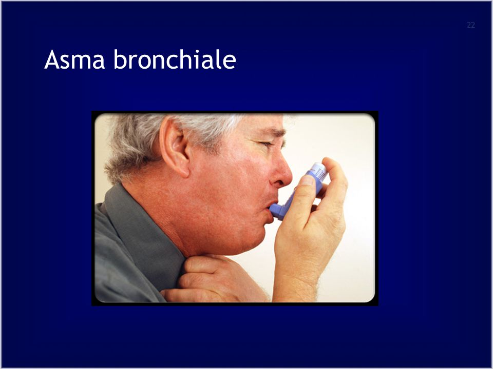Asma bronchiale 22