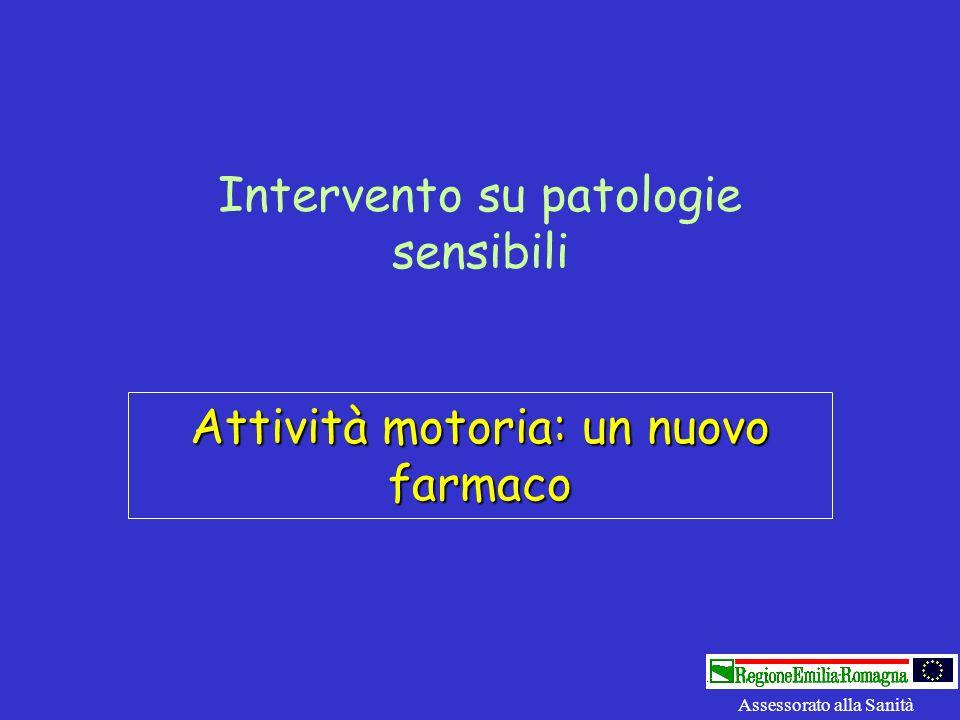 Intervento su patologie sensibili