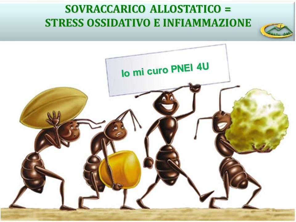 SOVRACCARICO ALLOSTATICO = STRESS OSSIDATIVO E INFIAMMAZIONE