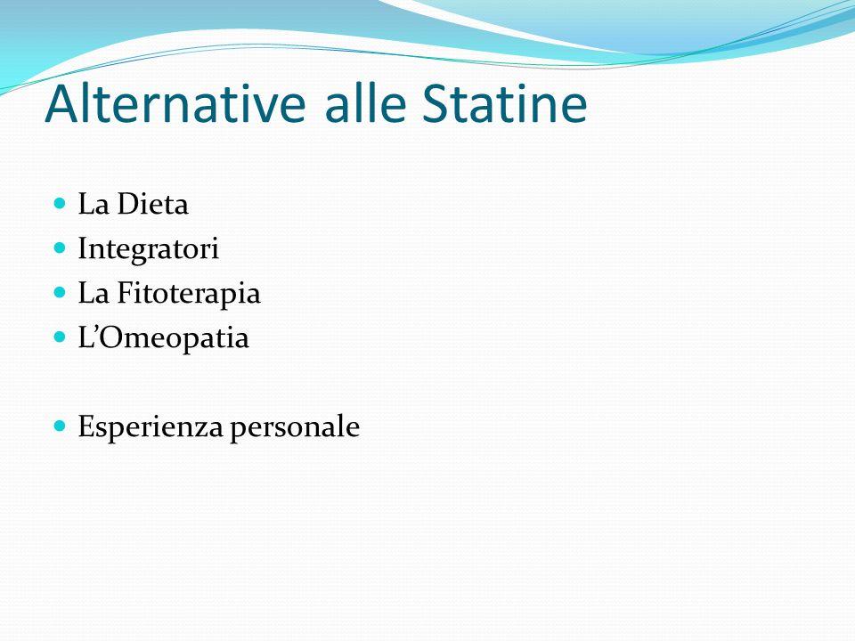 Alternative alle Statine