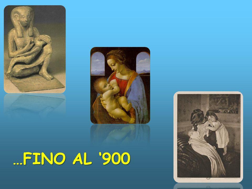 …FINO AL '900