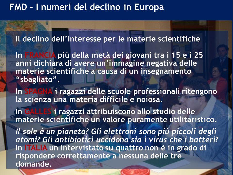 FMD – I numeri del declino in Europa