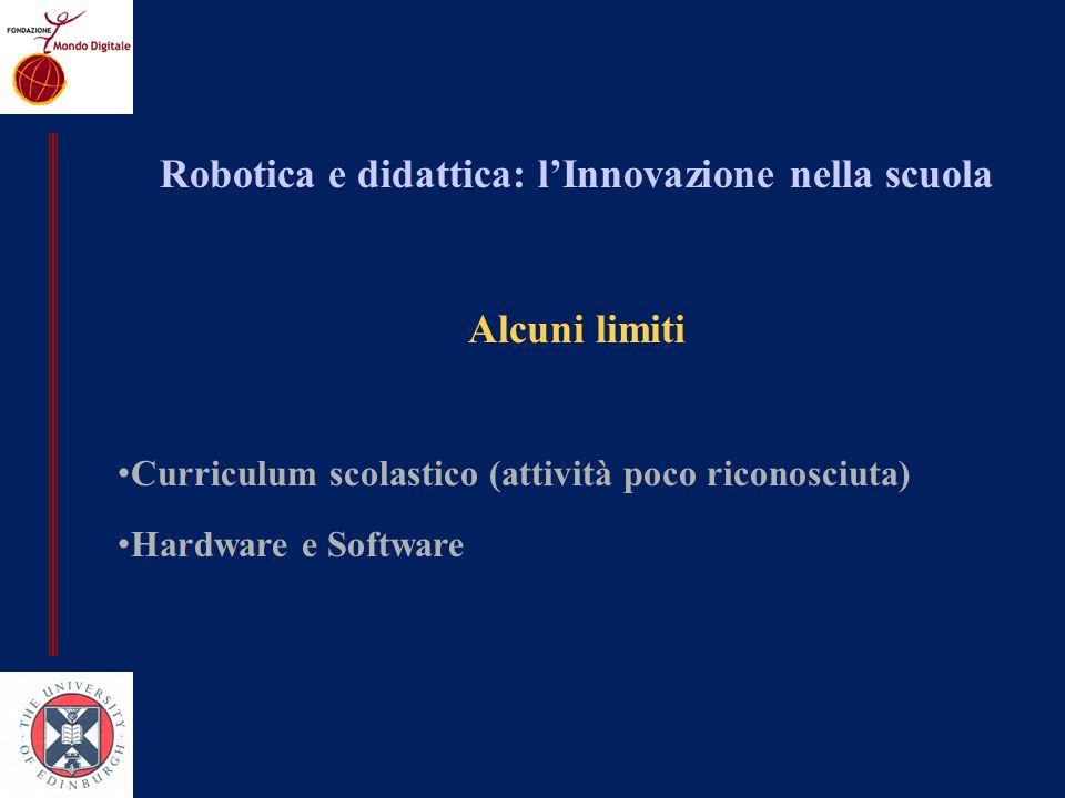 Robotica e didattica: l'Innovazione nella scuola