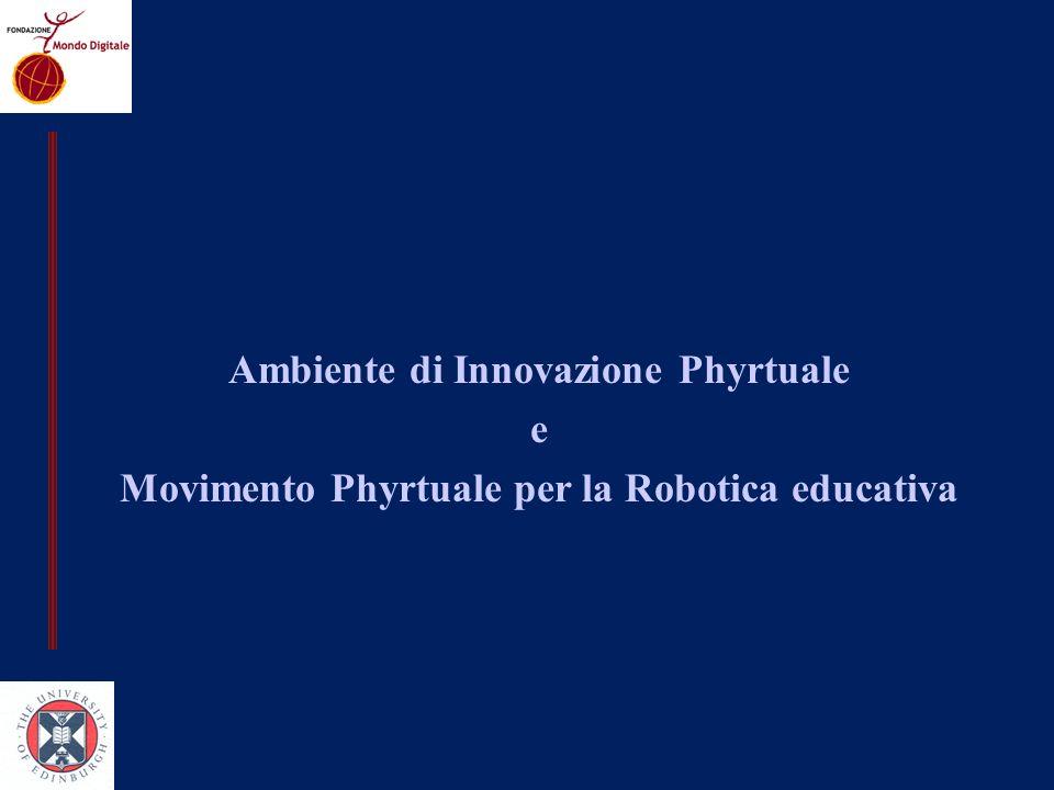 Ambiente di Innovazione Phyrtuale e