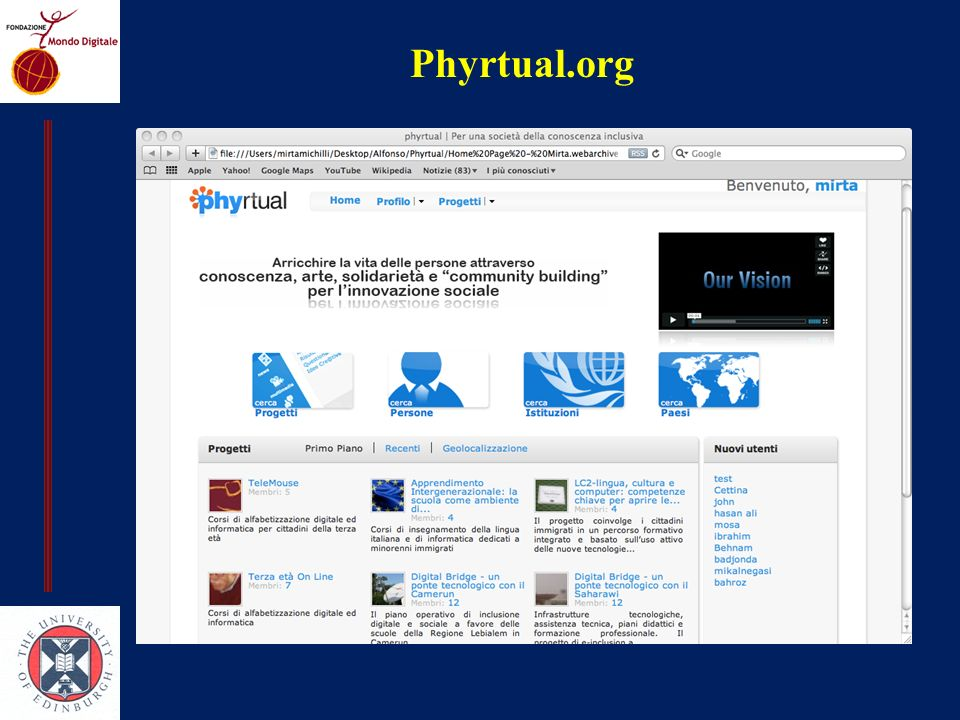 Phyrtual.org