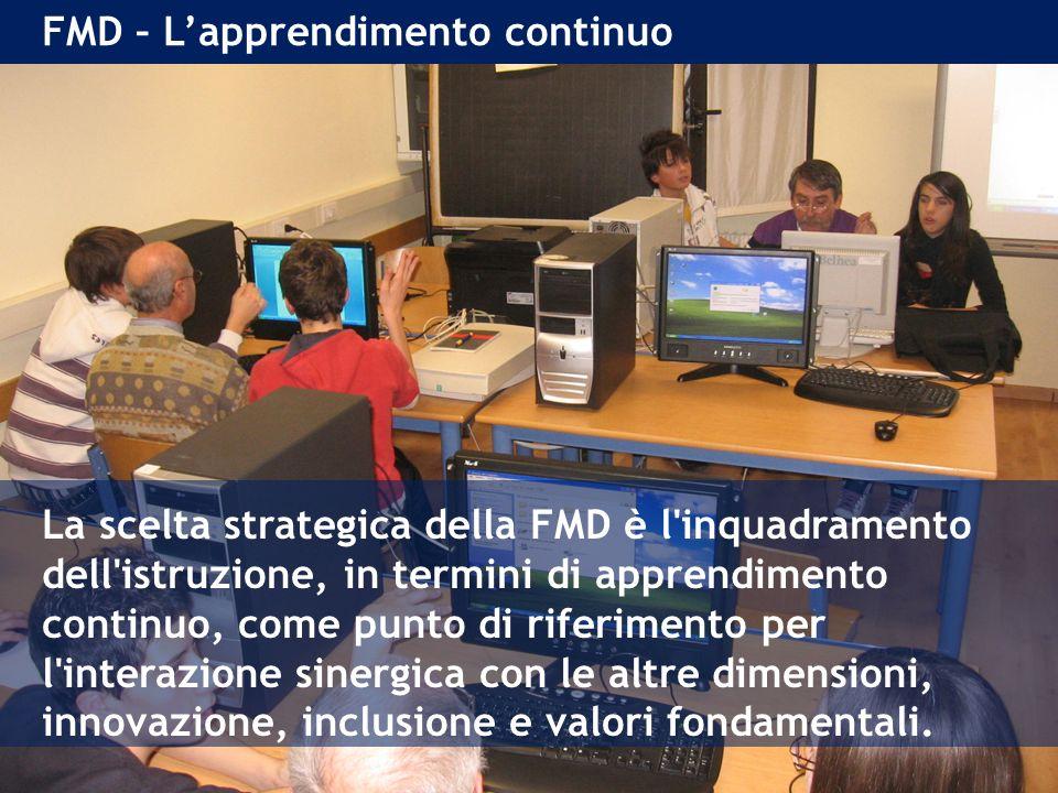 FMD – L'apprendimento continuo