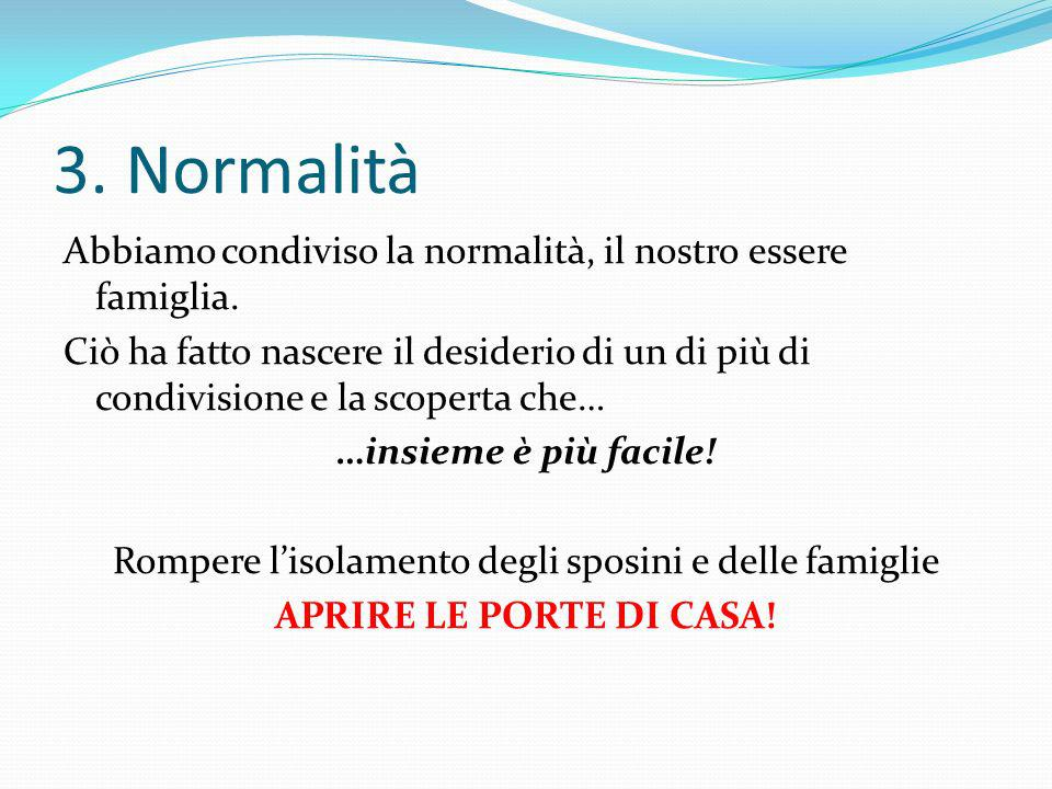 3. Normalità