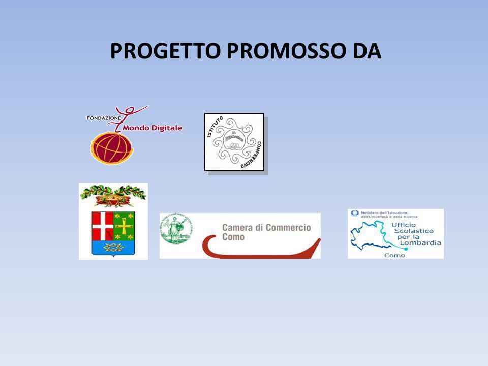 PROGETTO PROMOSSO DA
