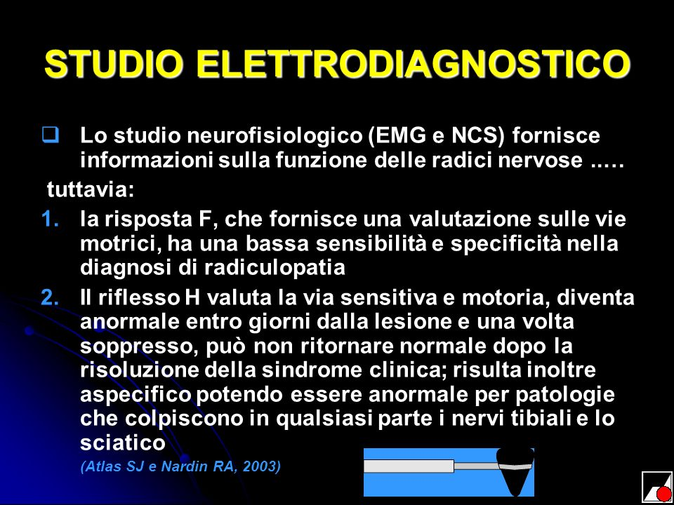 STUDIO ELETTRODIAGNOSTICO