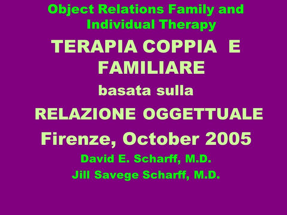 TERAPIA COPPIA E FAMILIARE