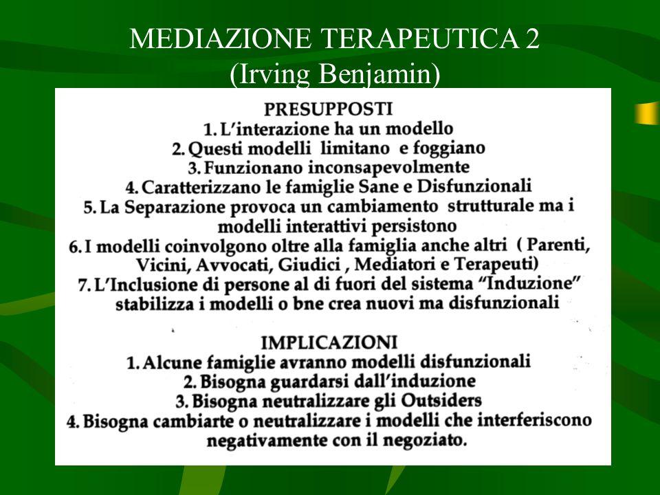MEDIAZIONE TERAPEUTICA 2