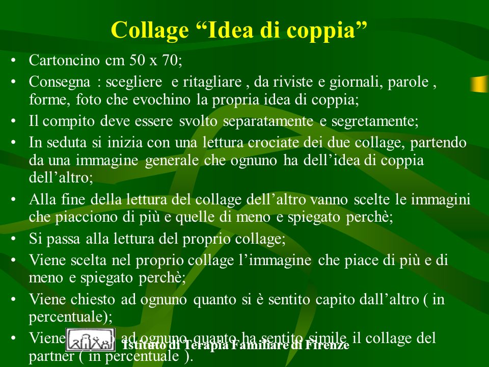 Collage Idea di coppia