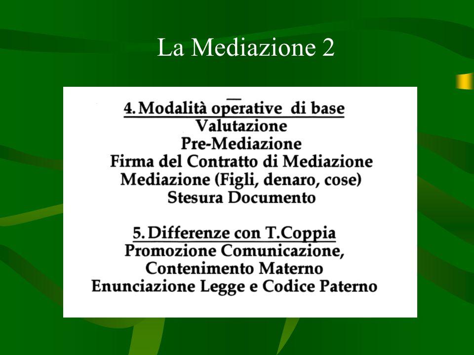 La Mediazione 2