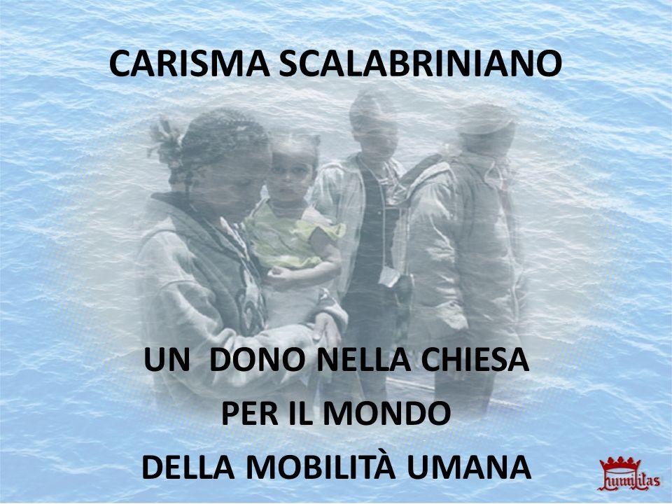 CARISMA SCALABRINIANO