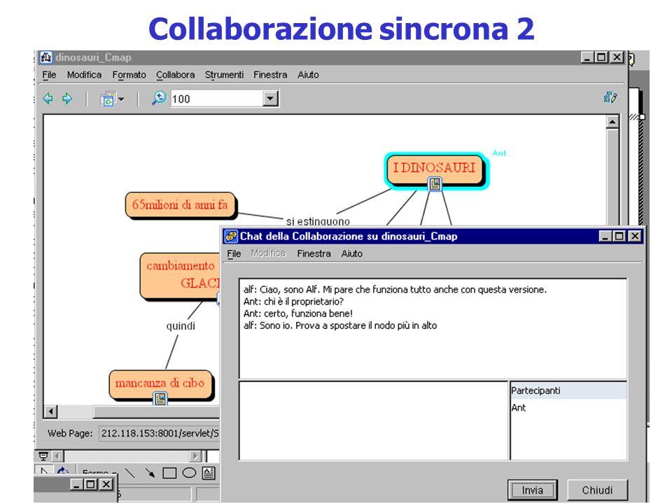Collaborazione sincrona 2