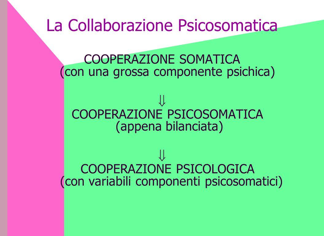 La Collaborazione Psicosomatica