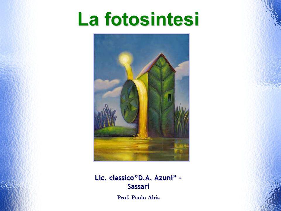 Lic. classico D.A. Azuni - Sassari
