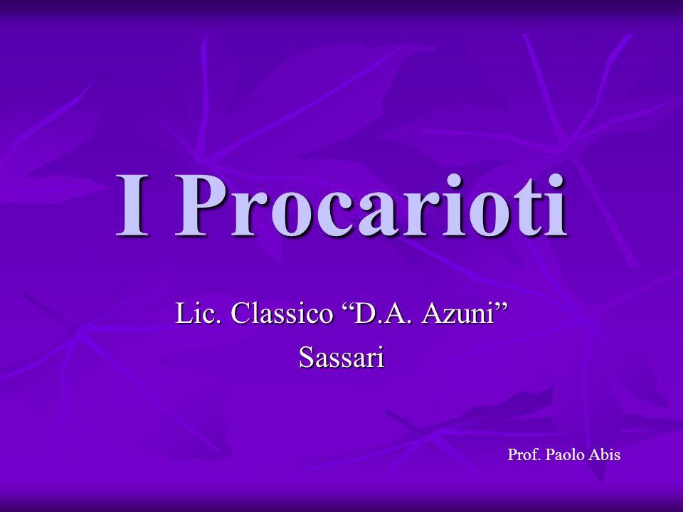 Lic. Classico D.A. Azuni Sassari