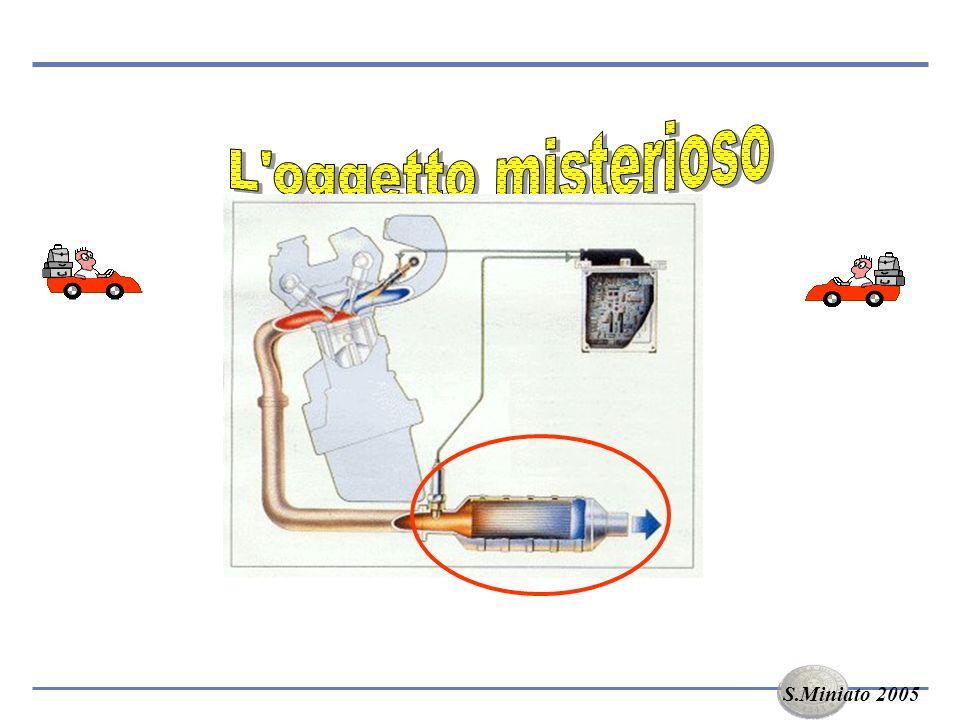 L oggetto misterioso S.Miniato 2005