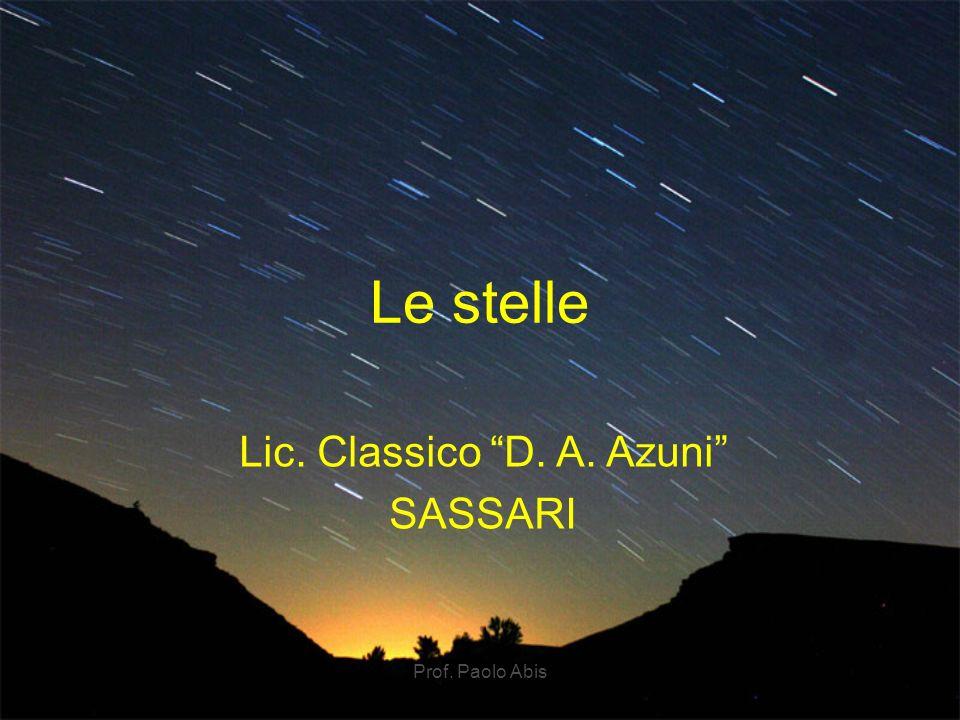 Lic. Classico D. A. Azuni