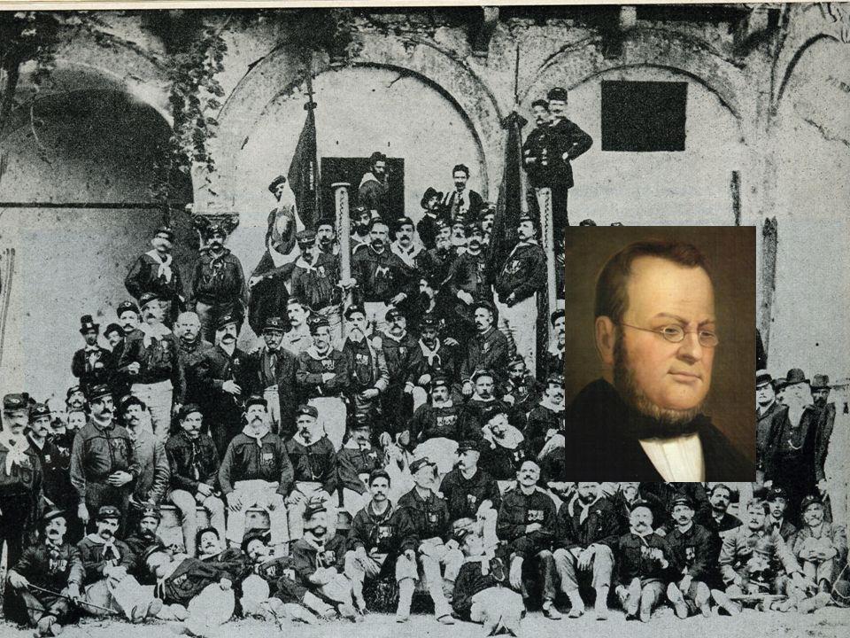 Gli uomini del Risorgimento - 1