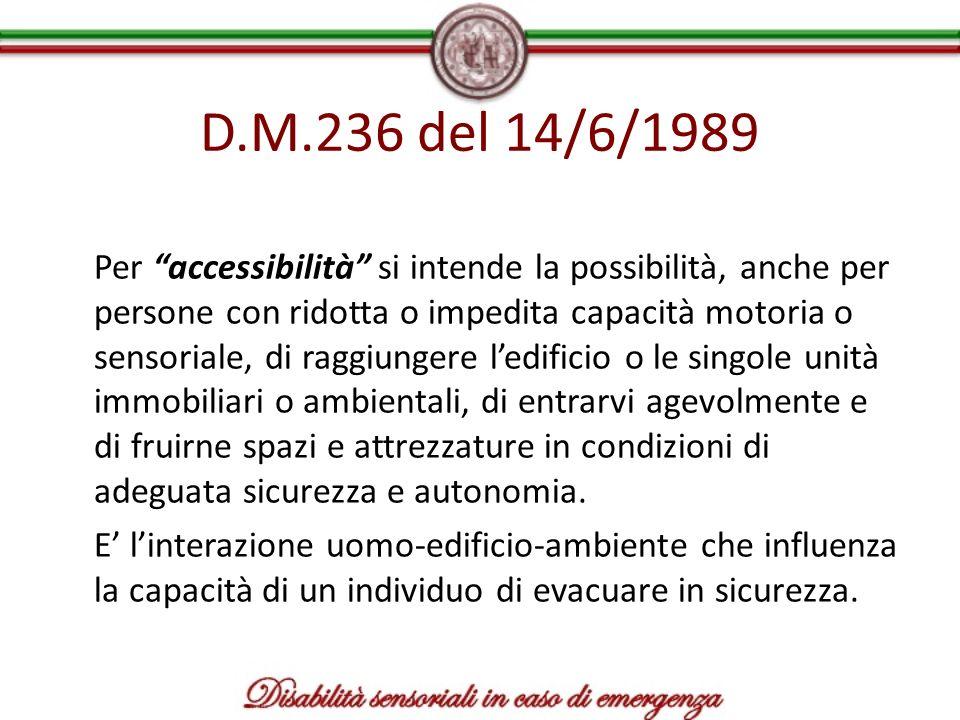 D.M.236 del 14/6/1989