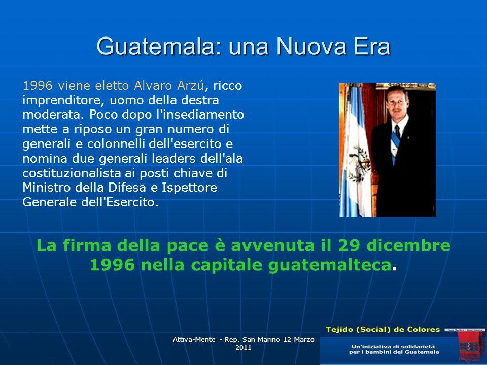 Guatemala: una Nuova Era